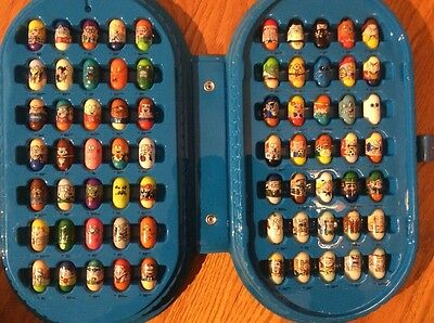 Mighty Beanz Series 2 with case