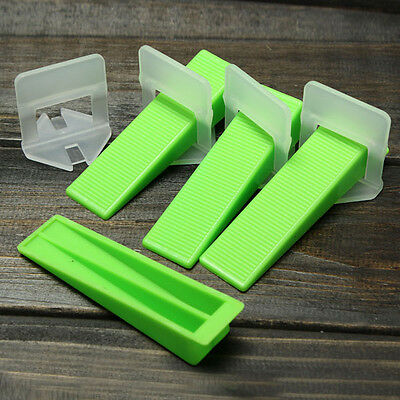 50 Medium & Large Tile Leveling Device Spacer System Building Tool Flooring Wall