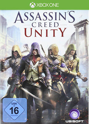 Assassin's Creed: Unity Xbox One Konsole CD Key Download Code [EU]