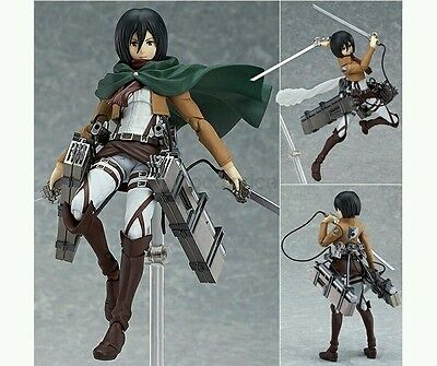 Attack on Titan action figure( Mikasa )