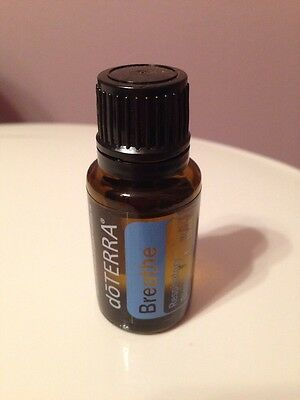 Doterra Essential Oil BREATHE with Cardamom 15mL Brand New sealed NEW BLEND