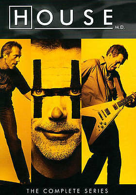House: The Complete Series (DVD, 2012, 41-Disc Set)