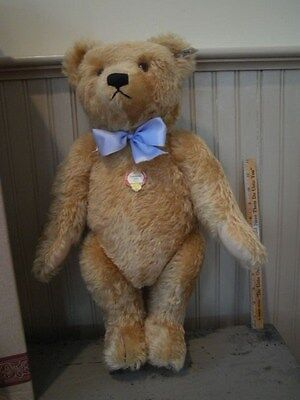 BLONDE STEIFF BEAR LIMITED EDITION 1951 REPLICA EXCELLENT!