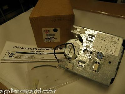 WHIRLPOOL KENMORE WASHER 378134 TIMER FSP NEW IN BOX ASSEMBLY
