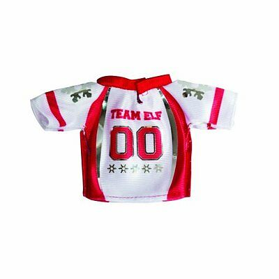 NEW Elf on the Shelf Claus Couture Collection Game Day Jersey