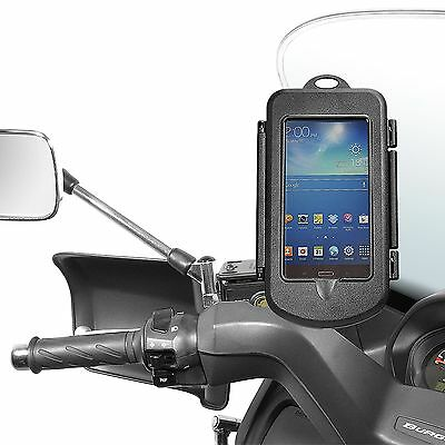 Smartphone Hardcase waterproof (size L) Holder for Yamaha / MBK TMAX 500