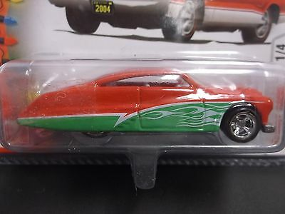 Hot Wheels Holiday Rods Purple Passion 1/4 in red, white and green