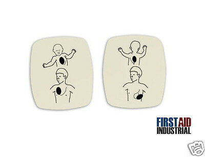 American Red Cross AED Trainer Replacement Pad - Pediatric Child 321298 Single