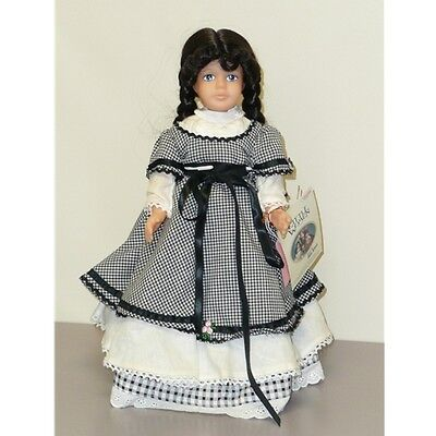 Little Women Beth Doll w/Box & Tag, Designed by Robin Woods For Horsman