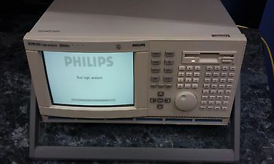 Philips Pm3585 200Mhz Logic Analyzer