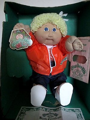 An Oringinal Cabbage Patch Doll, Her name is KIMBERLY CARMELA! AN EXCELLENT GIFT