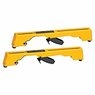 Tool Mounting Brackets Miter Saw Workstation Work Shop Clamps Stands Woodworking
