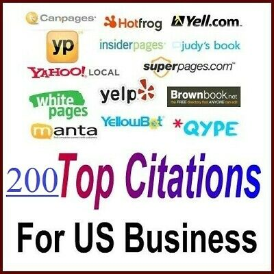 60 Citations with NAP for USA business Optimize Google Place, Local SEO Service