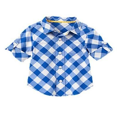 Gymboree High Seas Adventure Shirt- 6-12mths, 12-18mth, 18-24mths