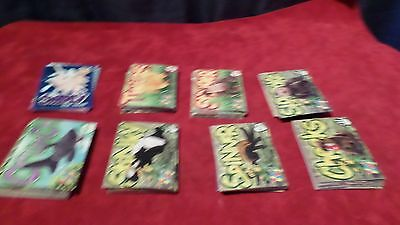 Lot Of 149 Beanie Babies Cards Rare!