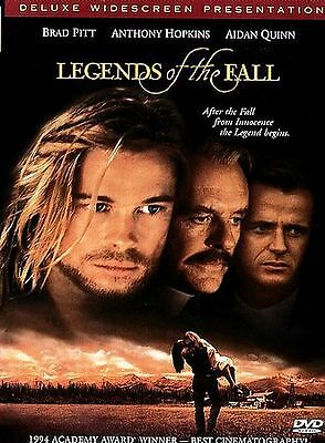 Legends of the Fall (DVD, 1997) Deluxe Widescreen Presentation