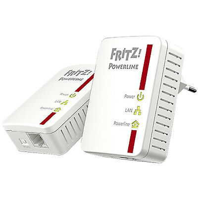 AVM FRITZ!Powerline 510E Set