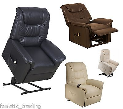 Riva Dual motor Electric rise and recliner electric mobility riser chair
