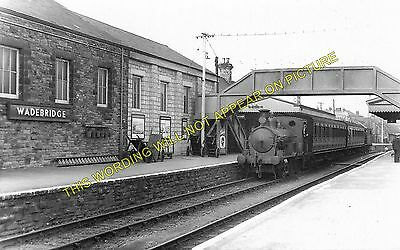 13 Padstow to St Wadebridge Railway Station Photo Kew Highway and Bodmin.