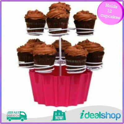 Jumbo Cupcake Tree, Cupcake Holder, Cupcake Stand for Parties