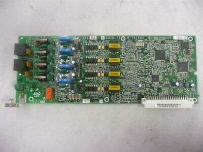 NEC Aspire S IP1NA-4COIU-S1 0891046 4 Port Analog CO Line (FXO) Circuit Card