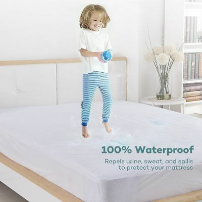 Laura Secret Quilted Mattress Protectors & Water Proof Mattress Protectors