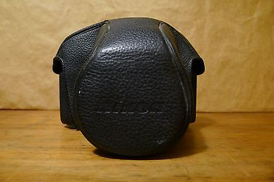 NIKON Soft Pebble Leather Case for F2  F2SB F2AS F2A Nicely Kept
