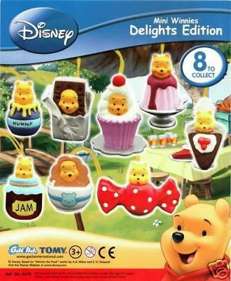 TOMY_Winnie the Pooh_DELIGHTS EDITION completa