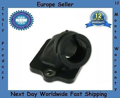 Piaggio Typhoon 80cc  23mm Unrestricted Carburettor Inlet Intake Manifold
