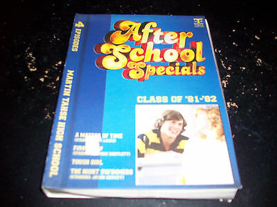 Abc After School Specials Class Of 81-82!! Used & Excellent Condition!! Oop!!!!!