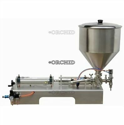 full pneumatic filling machine 10-150ml for cream shampoocosmetictooth paste