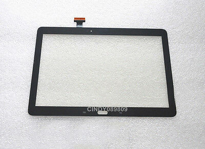 New Touch Screen Digitizer For Samsung Galaxy Note 10.1 P600 P601 P605 Black
