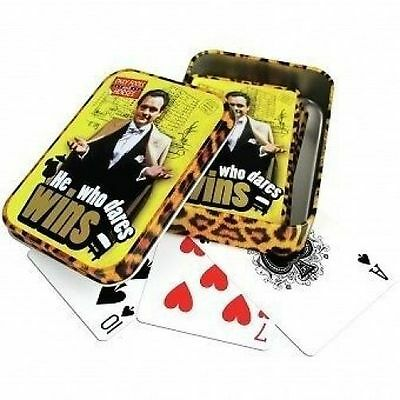 Only Fools and Horses Playing Card Set in Tin OFFICIAL
