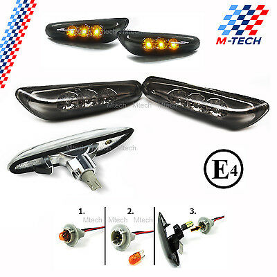 Intermitentes Laterales Bmw X1 X3 Led X3 Oscuros Clignotant Indicatori Marker