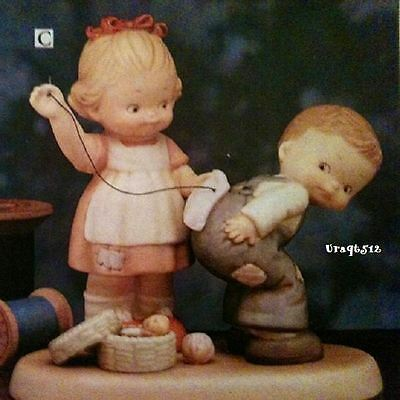 ENESCO MEMORIES OF YESTERDAY MOY ATTWELL LOT OF 6