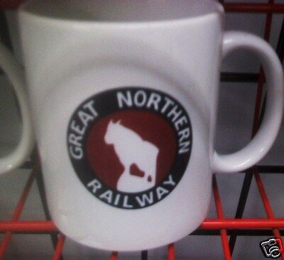 Great Northern Railway Mugs