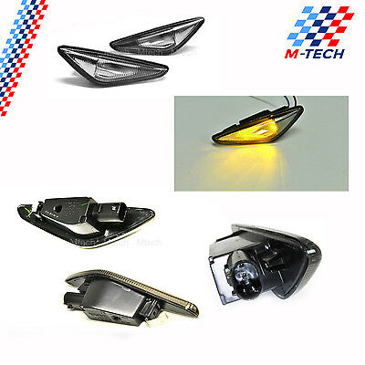 Intermitentes Laterales Led Bmw X6 E71 Side Repeaters Clignotants Indicatori
