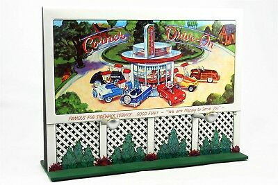Hallmark Kiddie Car Classics Corner Collection Famous Food Signs #2