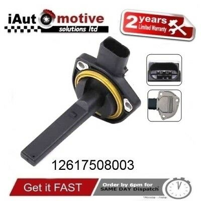 BMW Oil Level Sensor OE 12617508003 1 3 5 7 Series E46 E81 E87 E90 E91 Z4 X3 X5