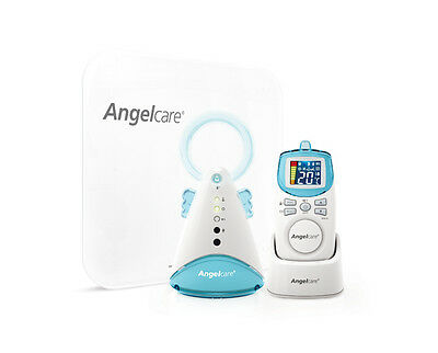 Angelcare AC401 Movement & Sound Baby Monitor with Sensor Pad