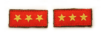 Original WW2 Japanese Army Superior Private Rank Collar Tabs