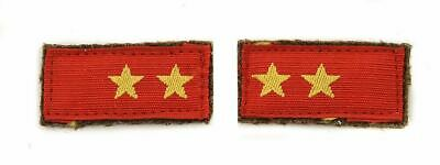 Original WW2 Japanese Army 1st Class Private Rank Collar Tabs
