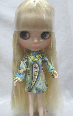"""Takara 12/"""" Neo Blythe Golden Hair  joint body Nude Doll from Factory TBY230"""