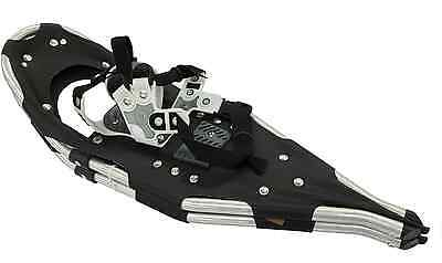 Redfeather V-TAIL 25 inch Mens SnowShoes Made in the USA Black  Vinyl Decking