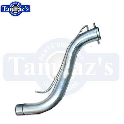 1962-1964 Chevy II Nova Fuel / Gas Tank Filler Neck Tube Pipe with Gasket