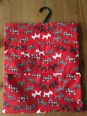 Handcrafted Handmade Quirky Fabric Peg Bag - Choice of designs