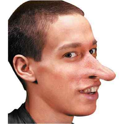 Fantasy Nose Pinocchio Big Long Halloween Costume Makeup Prosthetic Appliance