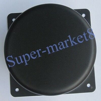 1pc 80x40mm Black Metal Shield Toroid Transformer Cover Protect Chassis Case