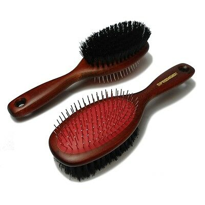 Herm Sprenger Horse Grooming Combi Mane and Tail Brush