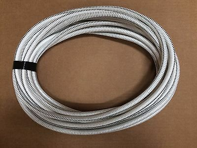 """Shock Cord Marine Grade Bungee 1/2"""" x 45'  Rubber Rope Bungee Stretch Made N USA"""